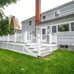 Construct a wood deck